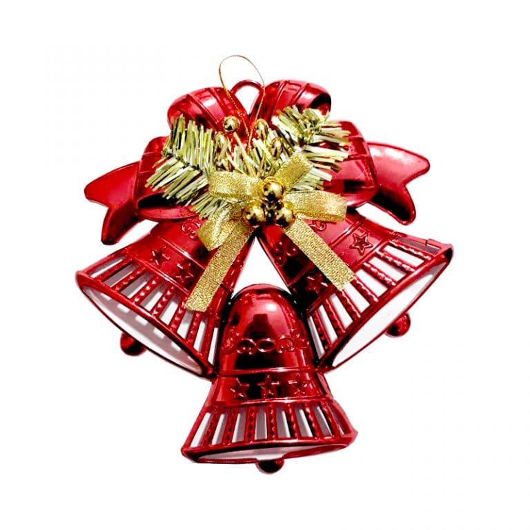 آویز زنگوله کریسمس مدل STCH158