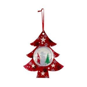 آویز گوی کاج کریسمس