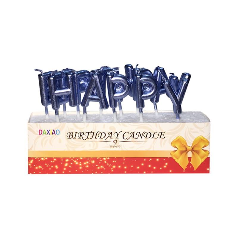 شمع تولد Happy Birthday