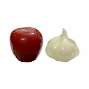 شمع سیب و سیر عید نوروز
