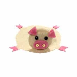 زیر لیوانی طرح خوک