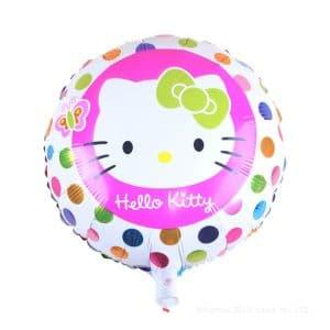 بادکنک فویلی Hello Kitty