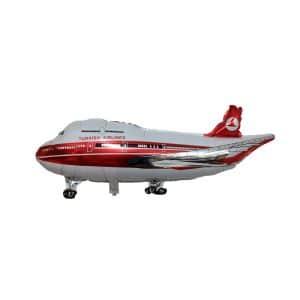 بادکنک فویلی هواپیما