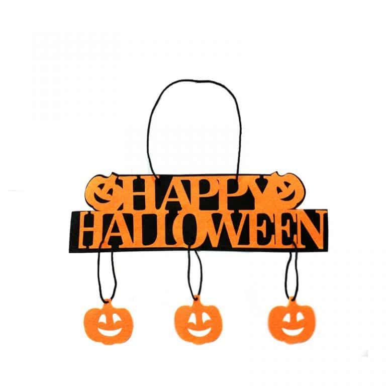 آویز Happy Halloween هالووین مدل STH152