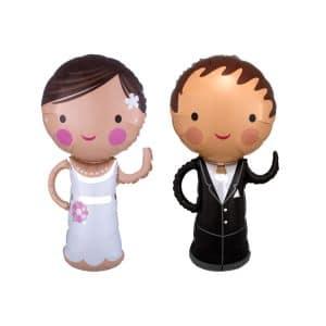 بادکنک عروس و داماد