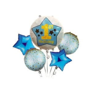 ست بادکنک فویلی تولدت مبارک