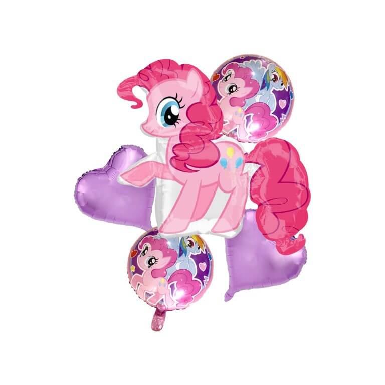 ست بادکنک فویلی پونی Pony مدل STF2048