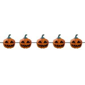 ریسه کدو هالووین