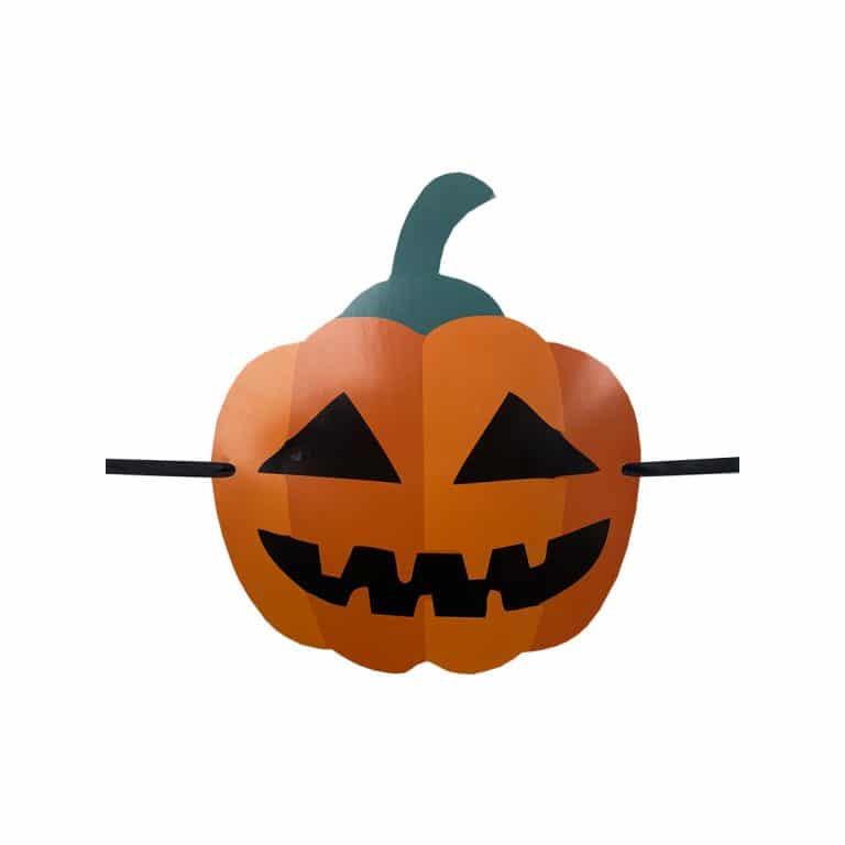 ریسه کدو هالووین مدل STBT208