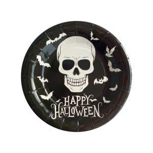 پیش دستی اسکلت هالووین