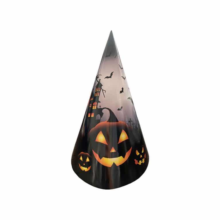 کلاه کدو هالووین مدل STBT206