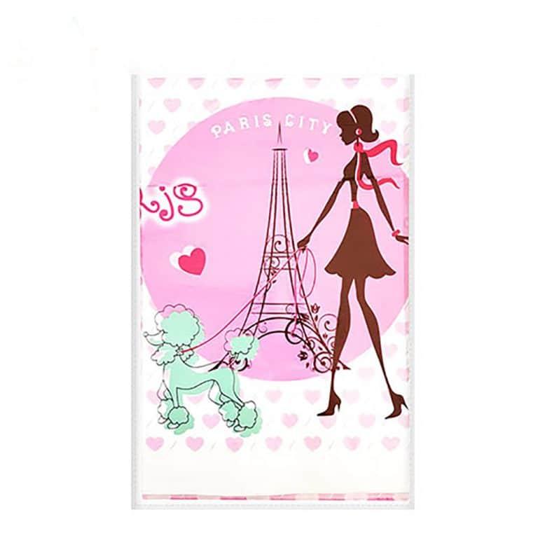 سفره تم تولد دختر پاریس مدل STBT418