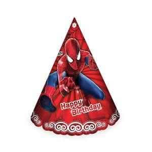 کلاه سر مرد عنکبوتی