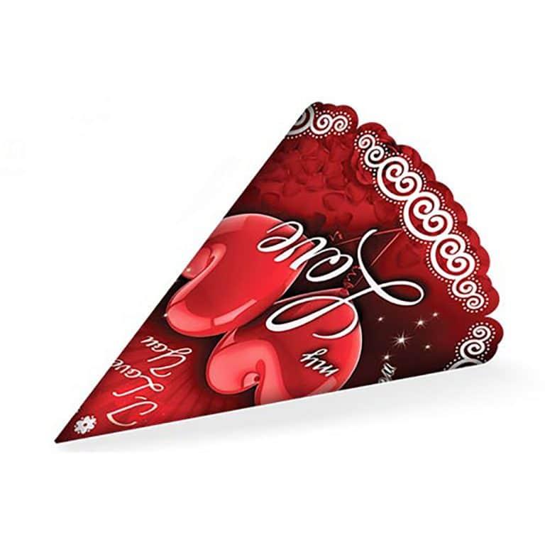 کلاه تم قلب Love مدل STBT873