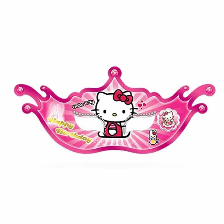 نقاب تم تولد کیتی Kitty مدل STBT624