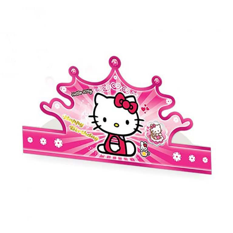 تاج تم تولد کیتی Kitty مدل STBT614