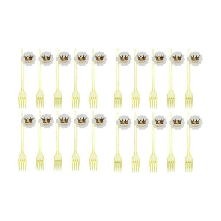 مجموعه ۷۲ عددی تم تولد تاج طلایی مدل STBT908