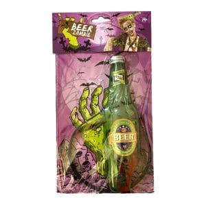 بطری هالووین