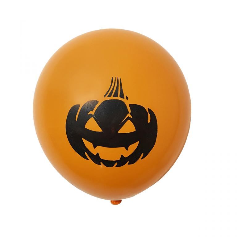 بادکنک هالووین بسته ۵ عددی مدل STH194